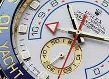 شراء و بيع  وتقيم الساعات القيمة والثمينه السويسرية