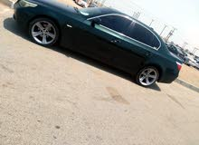 Green BMW 525 2004 for sale