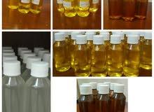 زيوت الشفاء منتجات محلية