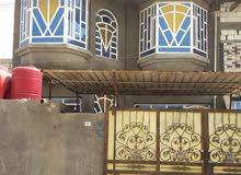 بيت للبيع في حي المهندسين نصف قطعه بناءطابوق طابقين البيت جديد الطابق الاول كامل
