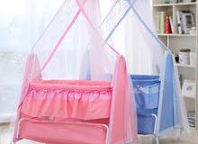 """سرير اطفال """"حديثي الولادة لعمر 10 شهور"""" عررض خاااص"""