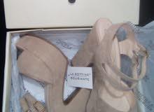 Sandales à talon pour femme élégante