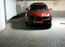 SEAT Ibiza 2009 For sale - Red color