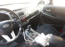 سيارة سبورتج أسود موديل2011 دهوك