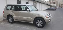 pajero 2006 model gcc