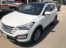 90,000 - 99,999 km Hyundai Santa Fe 2015 for sale
