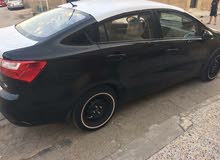 Kia Rio 2015 For sale - Black color