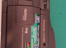كاميرا فيديو ماركة Panasonic بانسونيك موديل VX30 ياباني اصلى