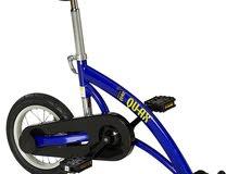 الدراجة الأحادية  QU-AX Balance Trainer, blue