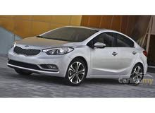 Gasoline Fuel/Power car for rent - Kia Cerato 2016