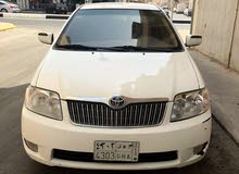 Toyota corolla 2006 In very Good condition for sale- final exit