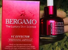 قطرات بيركامو الاحمر المطور   لبياض قوي ودائمي  وترطيب للبشرة من شركة  Berg