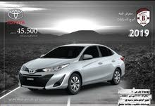New condition Toyota Yaris 2019 with 0 km mileage