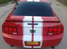 For sale 2008 Red Mustang