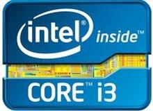 للبيع معالج Intel  Core  i3