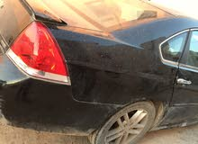 km mileage Chevrolet Impala for sale