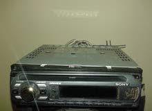 مسجل سيارة جديد سوني CD& USB