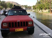 For sale 2001 Red Cherokee