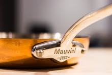Mauviel kitchen Copper and stainless steel Cookware for sale