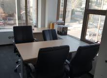 مكاتب جورسال مترين ومكاتب متر وأربعين استعمال خفيف للبيع