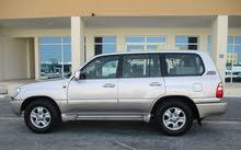 للبيع لاندكروزر GXR V6 موديل 2005 فول اوبشن