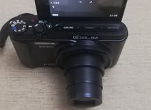 كاميرا كاسيو للبيع