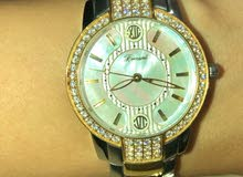 ساعة ماركة برنارد السويسرية اصلية و نظيفة جدا Bernard watch