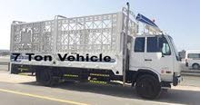 3 ton, 7 ton and 10 ton pick up services available