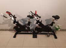 قاري spinning bike