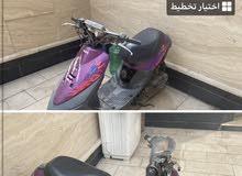 سلام عليكم دراجه صاروخ للبيع دراجه شغاله مكينه مضمونه فدشي الدراجه تصرف عليهه 30