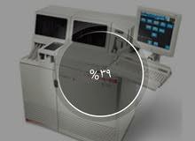 اجهزه طبيه فيتروس vitros 350 تصلح لتشغيل مختبر بالكامل وبحاله ممتازه تصلح لكبرم