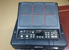 Roland SPD-SX drum sampling pad with midi support which is rarely used