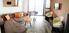 Eid el Fitr, Special offer, chalet @ Solemar resort-Kaslik, one Bedroom,sea view