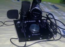 studio M audio