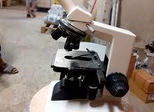 مجهر مستعمل جديد