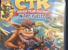 ps4 game : ctr - crash team racing : nitro fueled