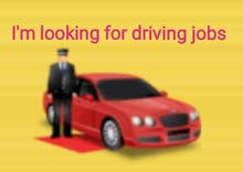 I'm looking for driving jobs
