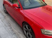 Audi coupe 2008 A5 for sale