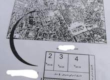 قطعه ارض للبيع في تاجوراء بير الاسطى ميلاد اربع شوارع الجلديه متلت السعدوي