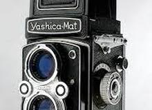 للبيع كاميرة قديمة YASHICA