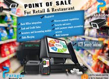 2020 Smart Retail Touch Pos Cashier System for retail and restaurant