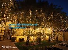 Sultan Mir Decoration rental Lights Services Satwa Dubai
