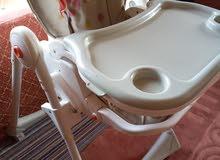 كرسي اكل للاطفال للبيع