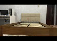 للبيع سرير نظيف جدًا very clean bed for sale