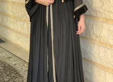 black jalabia/dress