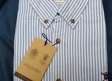 AUSTIN REED slim fit striped shirt