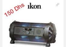 ikon Portable Rechargeable Speaker