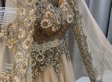 فستان للبيع / لبسة واحدة