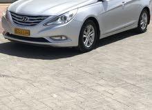 للبيع سوناتا موديل 2012 رقم واحد بنراما بدون حوادث خليجي