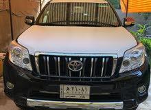 Gasoline Fuel/Power   Toyota Prado 2013
